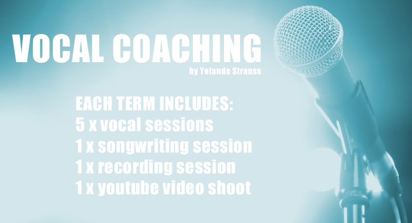 Yolande Strauss Vocal Coaching